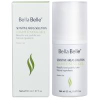 Gel dưỡng trắng da vùng nhạy cảm Bella Belle Sensitive Areas Solution Lightening Gel
