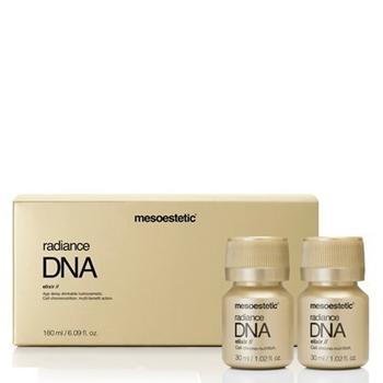 Thực phẩm dinh dưỡng Mesoestetic Radiance DNA Elixir chống oxy hóa, tái tạo bề mặt da
