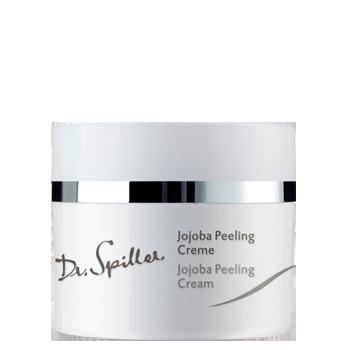 Kem Tẩy Da Chết Dạng Hạt Jojoba Peeling Cream Dr Spiller 200ml