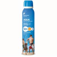 Chai xịt chống nắng Repavar Protextrem Suncare Aqua Wet Skin Spray Gel SPF50+