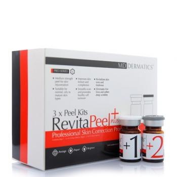 Giảm sẹo rỗ nếp nhăn sâu MD Dermatics RevitaPeel Plus