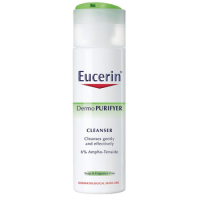 Sữa rửa mặt giảm nhờn ngừa mụn Eucerin Dermo Purifyer Cleanser