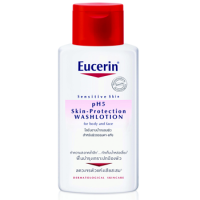Sữa tắm dạng gel cho da nhạy cảm eucerin pH5 Wash lotion