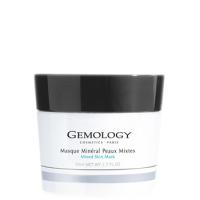 Mặt nạ chứa chiết xuất thạch anh đỏ và tím hấp thu bã nhờn, thanh lọc và làm sáng da Gemology Mixed Skin Mask