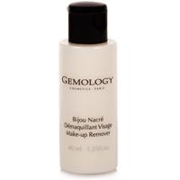 Sữa rửa mặt tẩy trang chiết xuất từ ngọc trai và đá quý Gemology Bijou Nacre makeup remover
