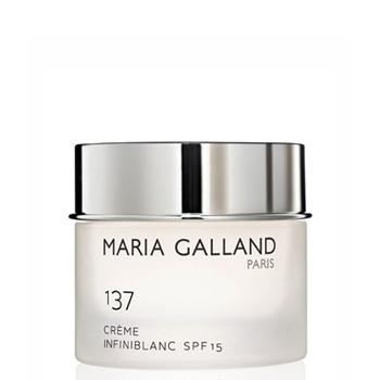 Kem dưỡng trắng, giảm nám ban ngày Maria Galland Cream Infiniblanc spf15