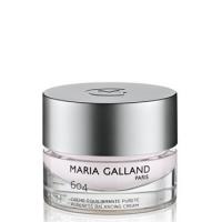 Kem dưỡng sáng và giảm dầu Maria Galland Pureness Balancing Cream