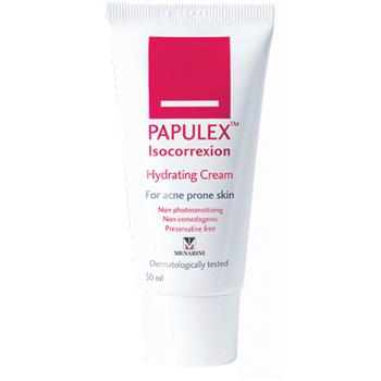 Kem giữ ẩm hỗ trợ giảm mụn trứng cá Papulex Hydrating Cream