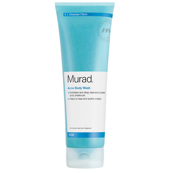 Sữa Tắm Tẩy Da Chết, giúp giảm Mụn Cơ Thể Murad Blemish Body Wash