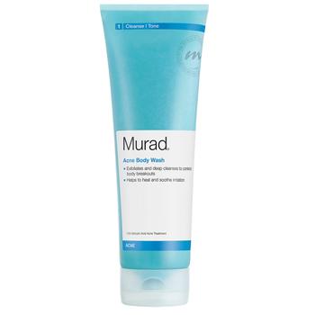 Sữa Tắm Tẩy Da Chết, giúp giảm Mụn Cơ Thể Murad Blemish Body Wash 250ml