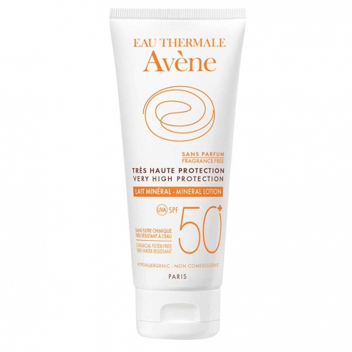 Kem chống nắng Avene Very High Protection Lotion SPF 50+