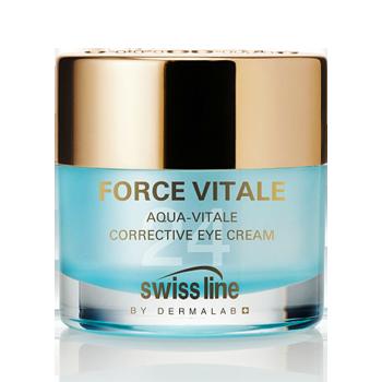 Kem sinh học điều chỉnh độ ẩm & nếp nhăn cho mắt Aqua-Vitale Corrective Eye Cream