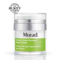Kem dưỡng ban đêm giảm nếp nhăn, trẻ hóa da cấp kỳ Murad Retinol Youth Renewal Night Serum