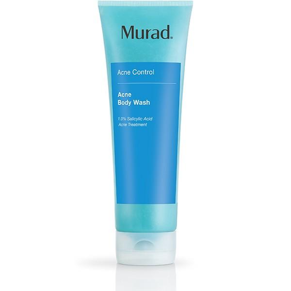 Gel tắm kiểm soát mụn cơ thể Murad Acne Body Wash