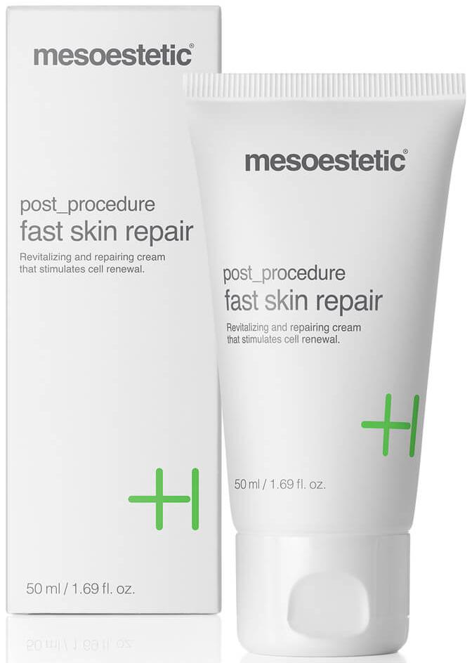 Kem điều giúp giảm làm dịu da Mesoestetic Fast Skin Repair
