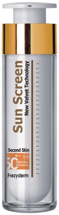 Gel chống nắng thông minh Frezyderm Sun Screen Velvet Face SPF 50+