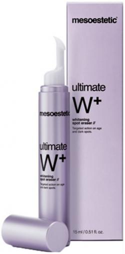 Kem giúp giảm nám đốm nâu Mesoestetic Ultimate W Whitening Spot Eraser
