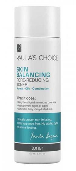 Nước hoa hồng se khít lỗ chân lông cho da dầu Paula's Choice Skin Balancing Pore Reducing Toner