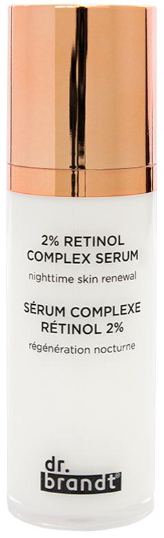 Serum dưỡng sáng da trị nám Dr.Brandt 2‰ Retinol Complex Serum