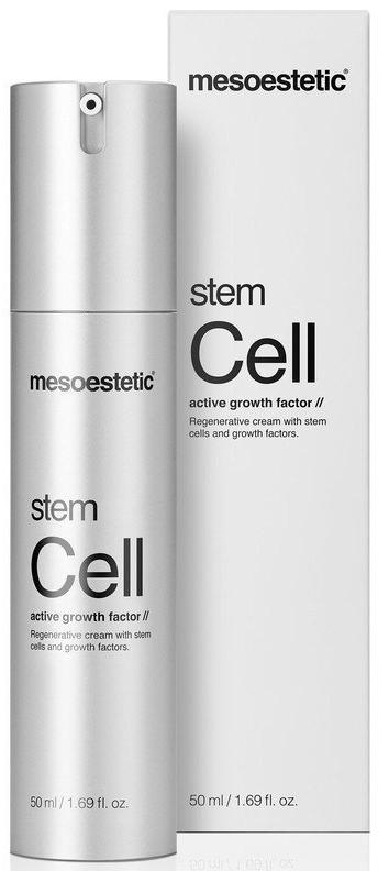 Tế bào gốc Mesoestetic Stem Cell Growth Factor ngừa sẹo rổ trẻ hóa da