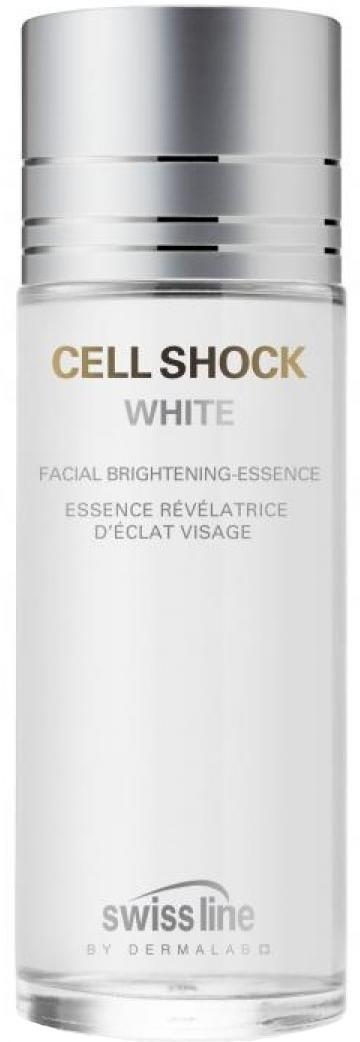 Thần dược trắng sáng da không tì vết Cell Shock Facial Brightening - Essence