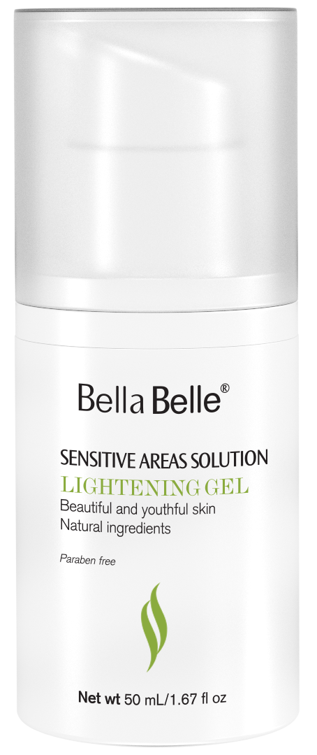 Gel làm hồng nhũ hoa Bella Belle Sensitive Areas Solution Lightening Gel