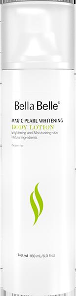 Kem dưỡng trắng da Bella Belle Magic Pearl Whitening Body Lotion