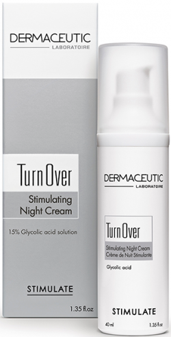 Kem tái tạo trẻ hoá da Dermaceutic Turn Over Stimulating Night Cream