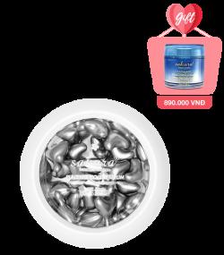 Mua Serum dưỡng trắng da chống lão hóa tinh chất nhau thai cừu Sakura Placenta COQ10 serum - Tặng Mặt nạ ngủ Sakura