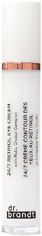 Kem dưỡng tái tạo da vùng mắt Dr. Brandt 24/7 Retinol Eye Cream