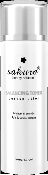 Nước cân bằng da Sakura Balancing Toner