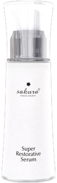 Serum phục hồi da chống lão hoá Sakura Super Restorative Serum