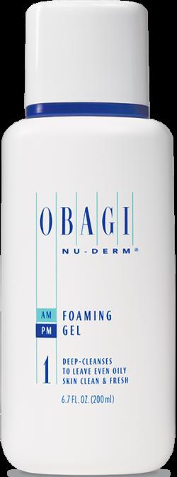 Sữa rửa mặt tạo bọt Obagi Nu-Derm Foaming Gel