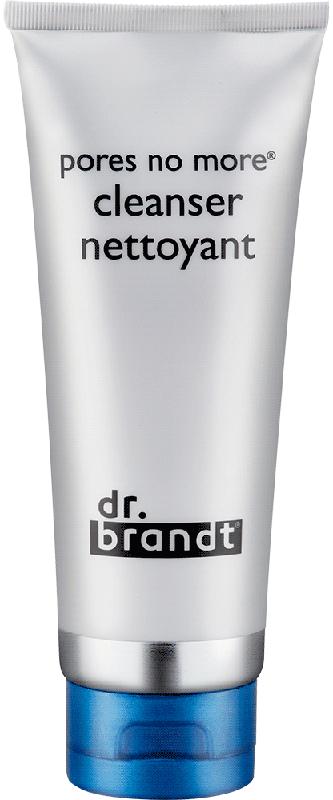 Sữa rửa mặt dành cho da dầu mụn, lỗ chân lông to Dr Brandt Pores No More Cleanser Nettoyant