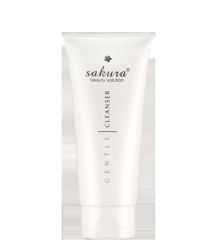Sữa rửa mặt cho da nhạy cảm Sakura Gentle Cleanser