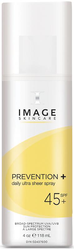 Kem chống nắng toàn thân dạng xịt Image Skincare Prevention Daily Ultra Sheer Spray SPF 45