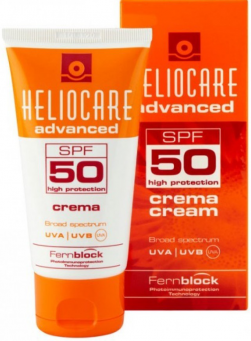 Kem chống nắng Heliocare Cream SPF50 cho da khô