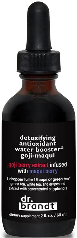 Nước thải độc chống oxy hóa Detoxifying Antioxidant Water Booster