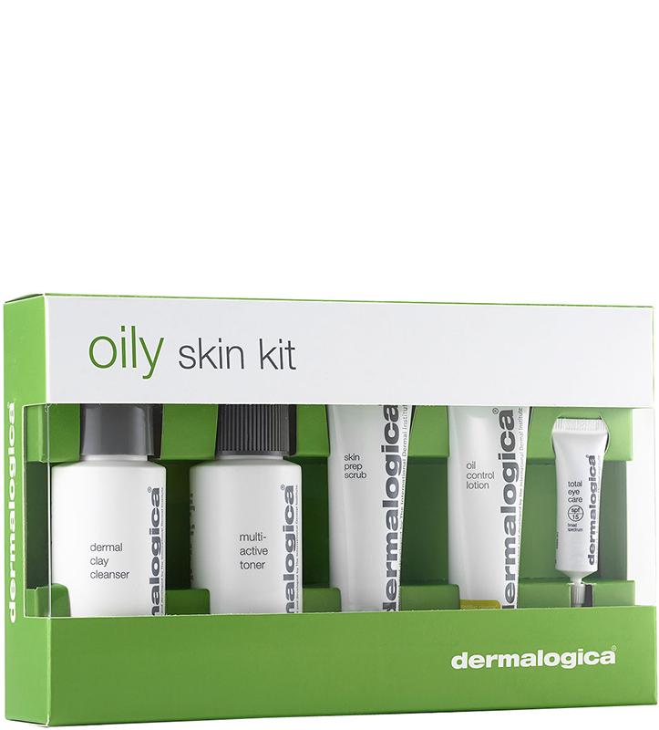 Bộ kit dành cho da dầu Dermalogica Oily Skin