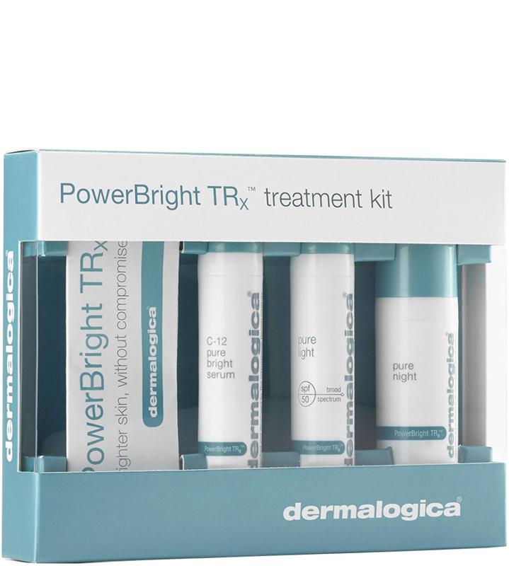 Bộ kit dưỡng làm sáng da Dermalogica PowerBright Trx Treatment Kit