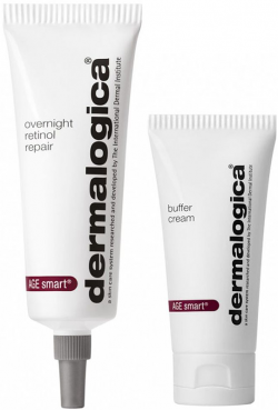 Bộ sản phẩm tái tạo da chống lão hóa Dermalogica Overnight Retinol Repair 1‰