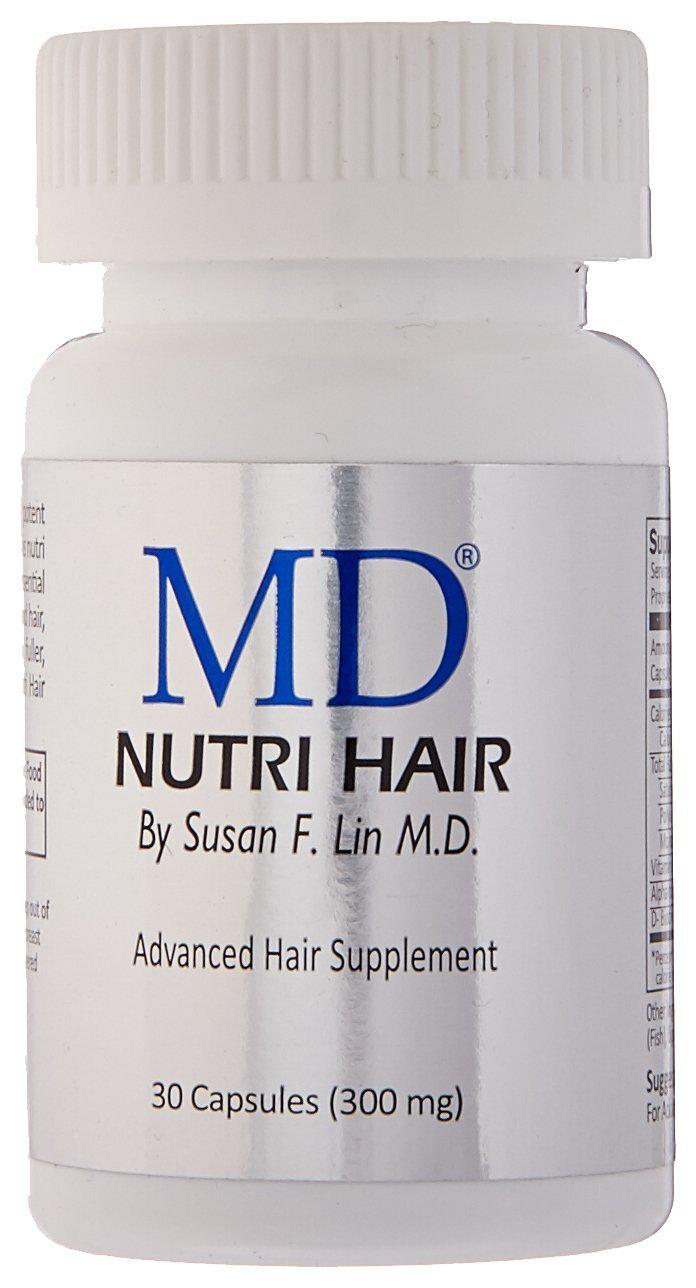 Viên uống mọc tóc giúp giảm hói đầu MD Nutri Hair