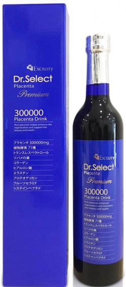 Thực phẩm chức năng Dr. Select Placenta 300.000mg