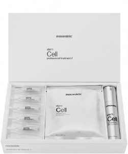Bộ sản phẩm tế bào gốc trẻ hóa da Mesoestetic Stem Cell Professional Treatment