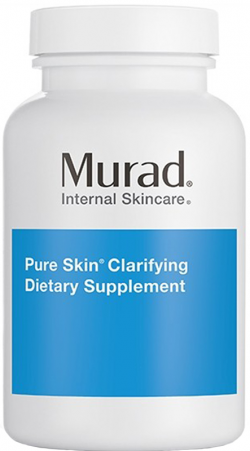Viên uống giúp giảm mụn Murad Pure Skin Clarifying Dietary Supplement