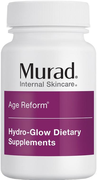 Viên uống ngậm nước chống lão hóa Murad Hydro-Glow