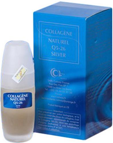 Collagen tươi chống lão hóa cho cơ thể Collagen Naturel Q5- 26 Silver 50ml