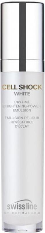 Nhũ tương làm trắng đột phá toàn diện Cell Shock White Daytime Brightening – Power Emulsion