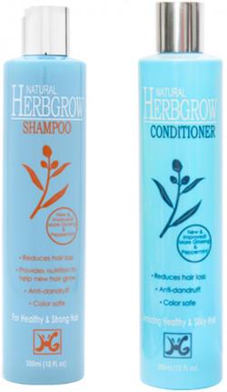 Dầu gội giúp giảm rụng tóc Herbgrow Shampoo