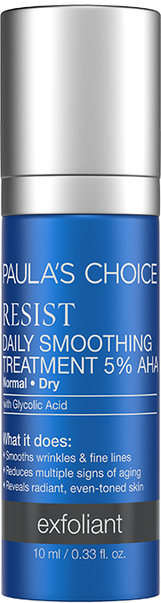 Dung dịch làm mềm da Paula's Choice RESIST Daily Smoothing Treatment With 5‰ AHA 10ml